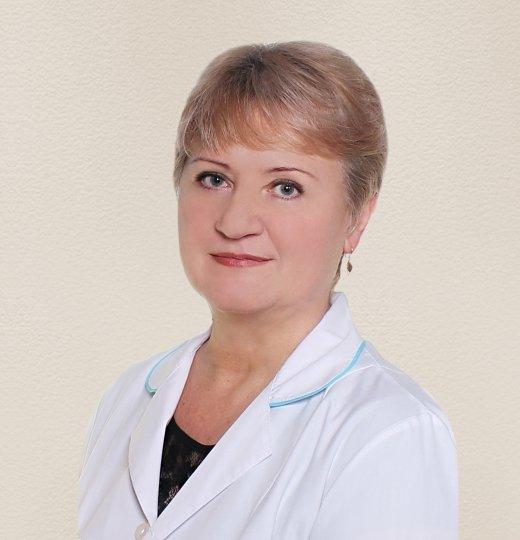 Серенкова Елена Михайловна