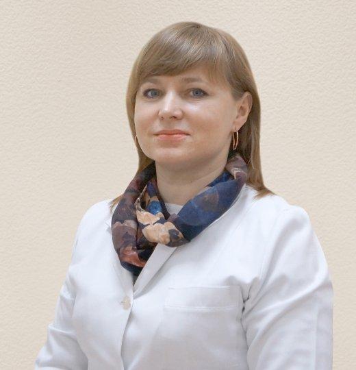 Будина Елена Викторовна