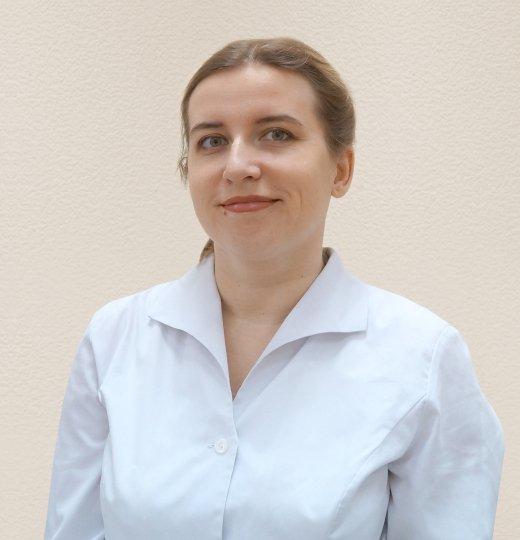 Измайлова Екатерина Евгеньевна