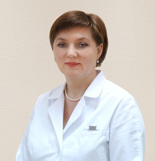 Красева Лариса Михайловна
