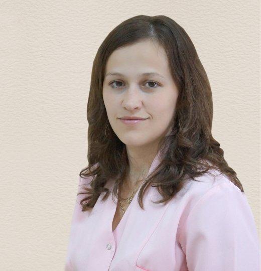 Шпаковская Анна Валерьевна