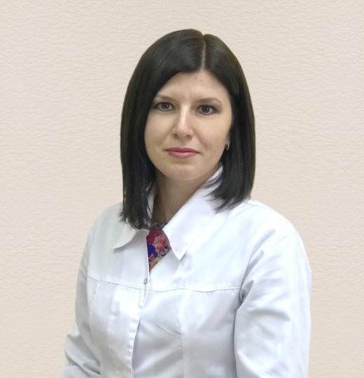 Фролова Олеся Михайловна
