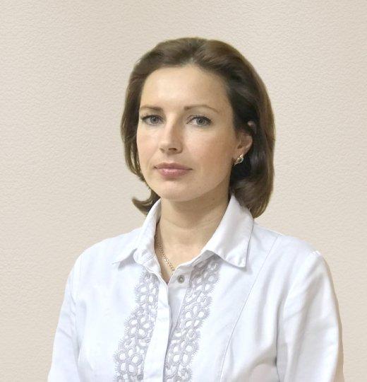 Моргунец Ольга Григорьевна