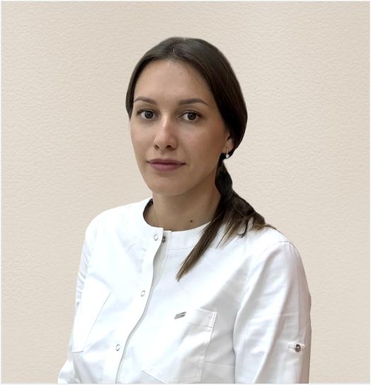 Бацейкина Елена Валерьевна