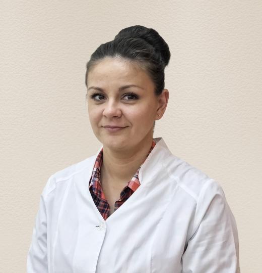 Хоменко Юлия Константиновна