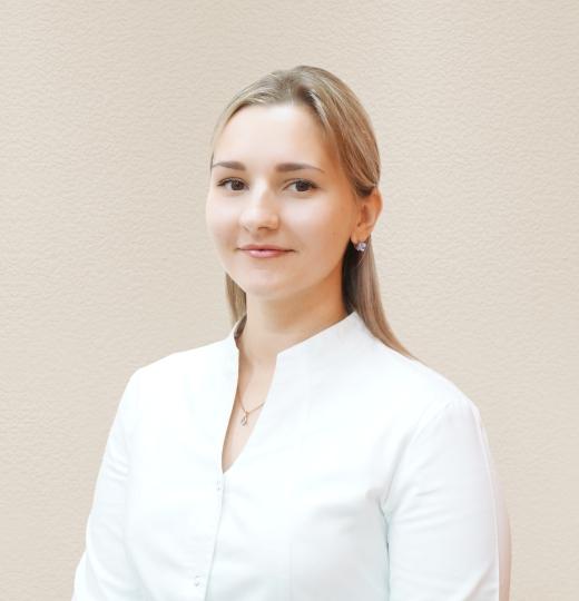 Захаренкова Полина Владимировна