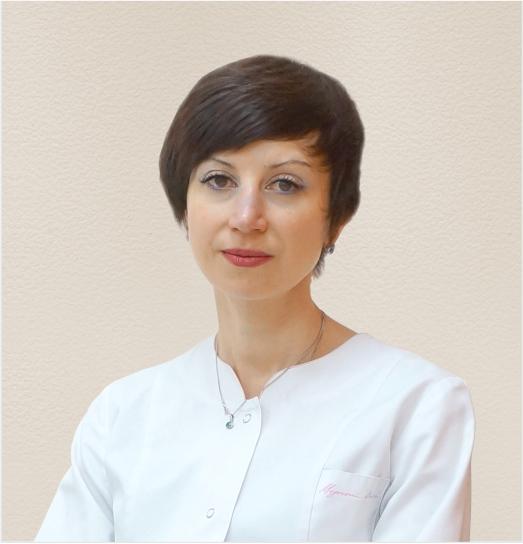 Липина Галина Петровна