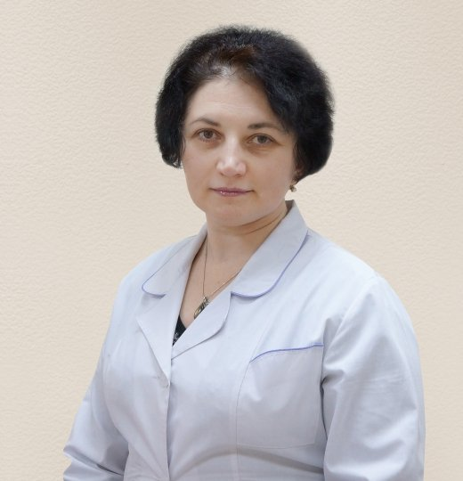 Арустамян Маргарита Арменовна