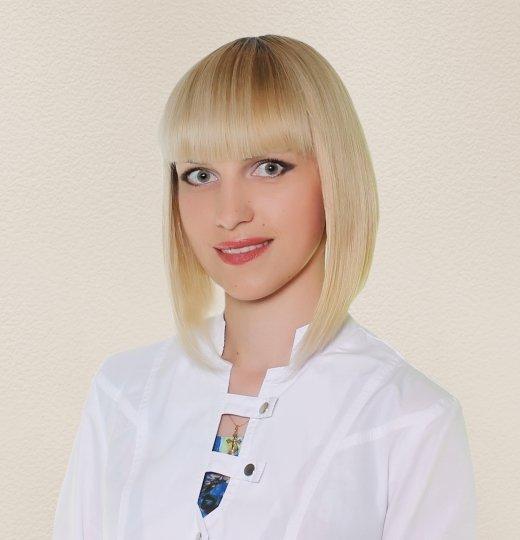 Глушенкова Олеся Александровна