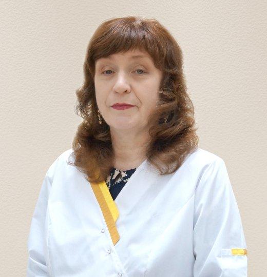 Молчанова Светлана Петровна