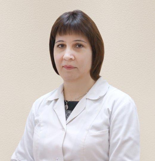 Воронина Юлия Валентиновна