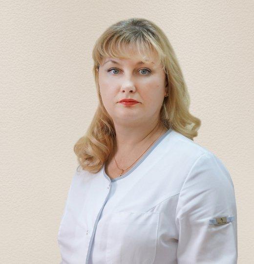 Жигалова Элла Альбертовна
