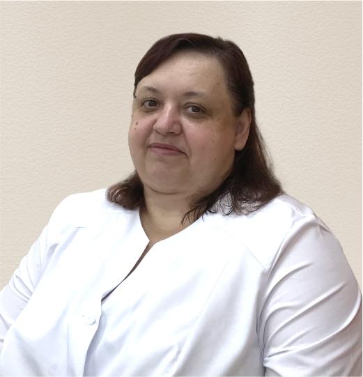 Ильютенко Ирина Васильевна