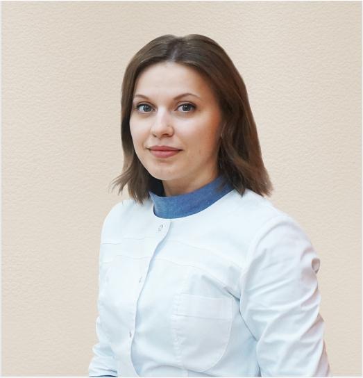 Бугаева Виктория Игоревна