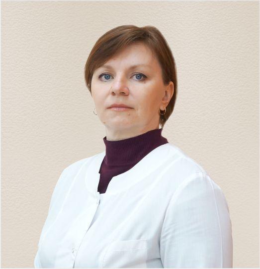 Комарова Ольга Юрьевна