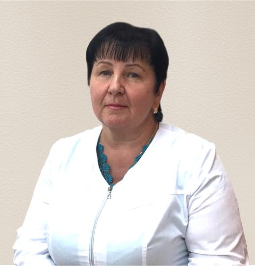 Новикова Алла Семеновна
