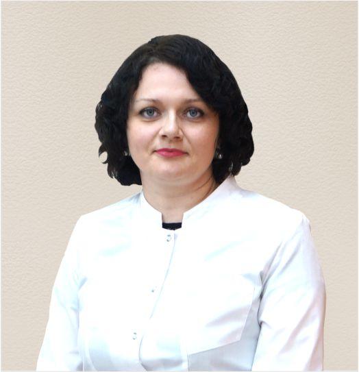 Сафронова Карина Михайловна