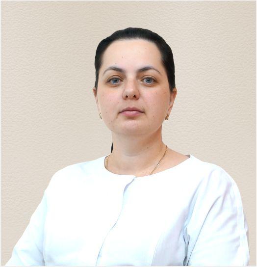 Кондратьева Полина Валерьевна