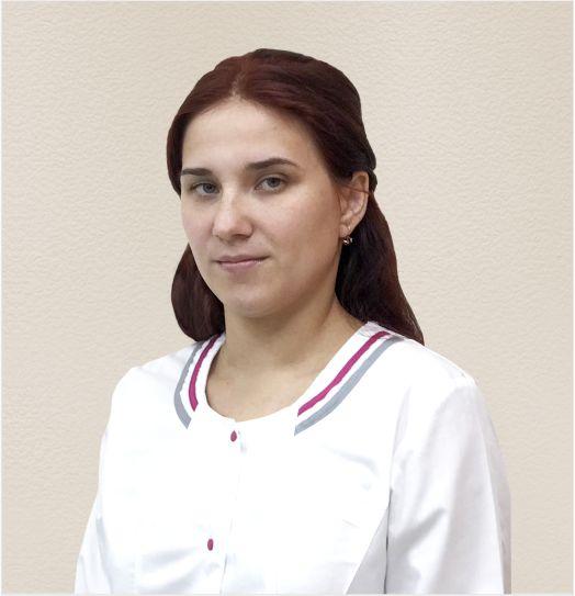 Богданова Ольга Олеговна