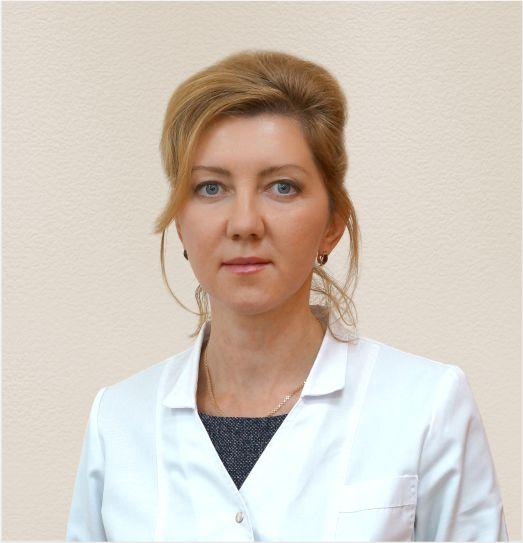 Хомякова Анна Георгиевна