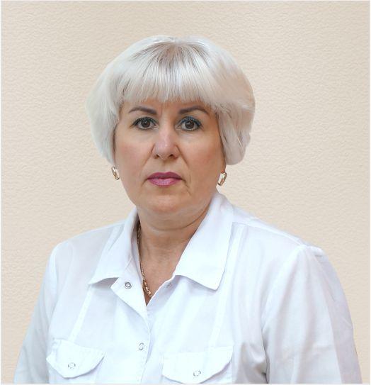 Горелая Марина Петровна
