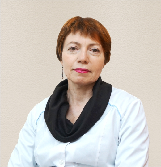 Заманина Евгения Владимировна
