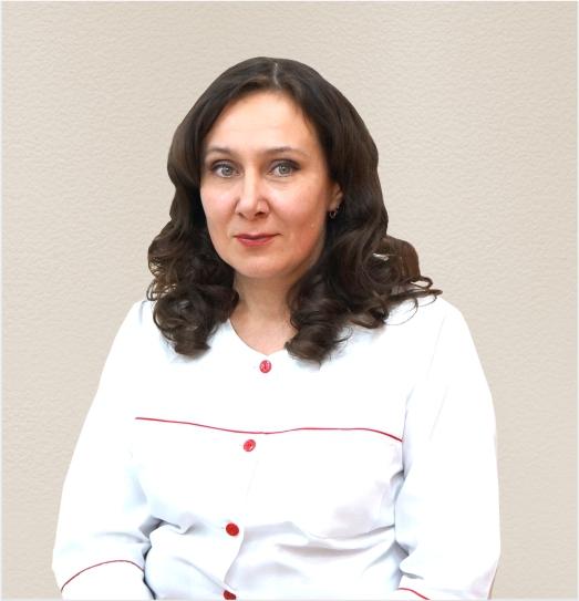 Кондрашина Светлана Анатольевна