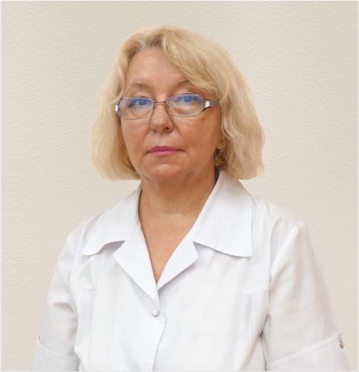 Ярышева Валентина Казимировна