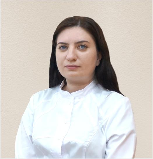 Дурманова Юлия Андреевна