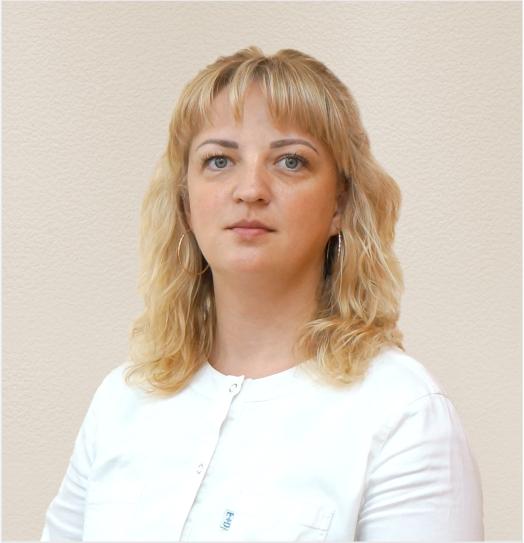 Щербакова Анастасия Геннадьевна