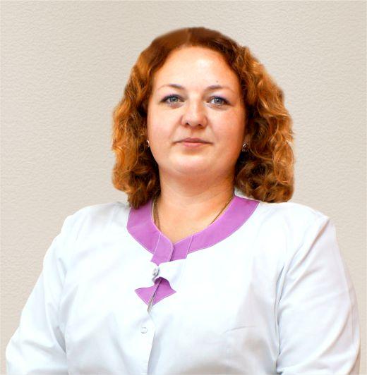 Парамонова Людмила Витальевна