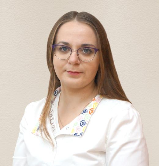 Карпеченко Евгения Алексеевна