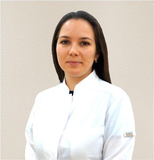 Филина Юлия Сергеевна