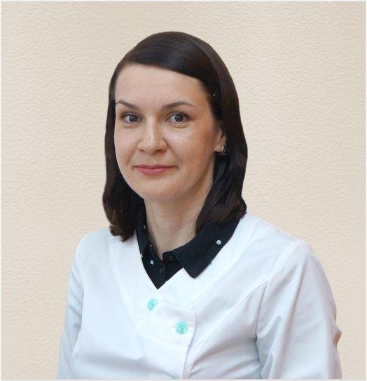 Вздыханько Юлия Михайловна