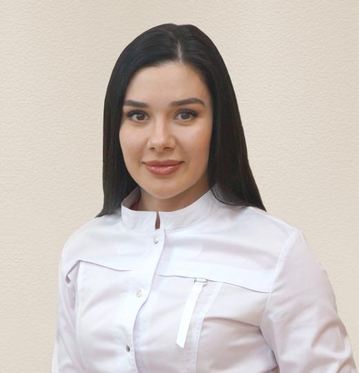 Иномистова Екатерина Александровна