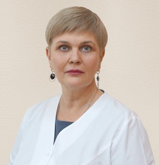 Первушова Ольга Леонидовна