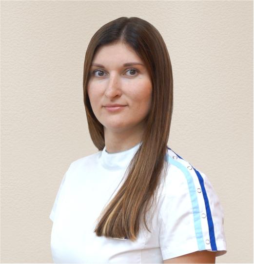 Левая Мария Алексеевна
