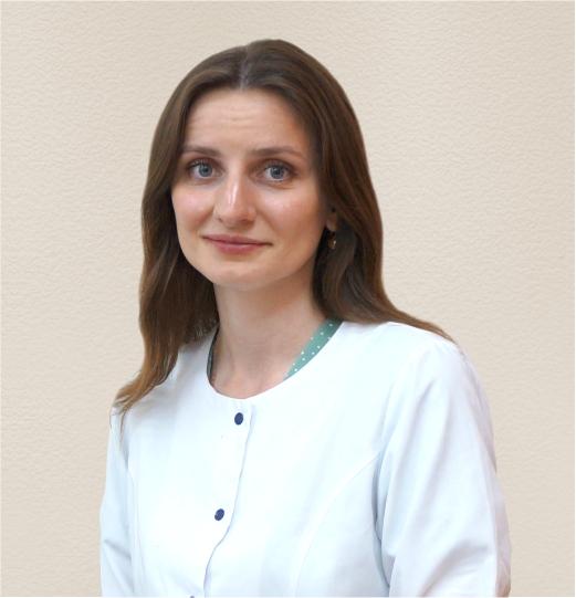 Клочкова Анастасия Алексеевна