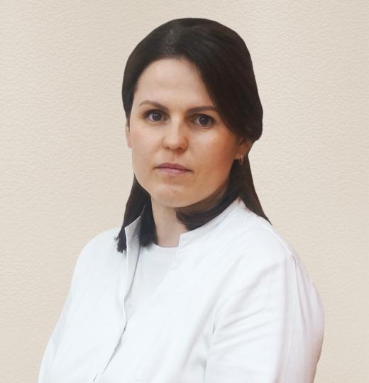 Черненок Ангелина Николаевна