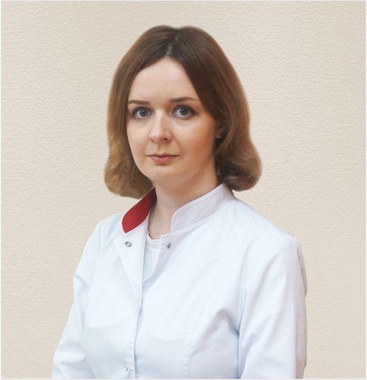 Шиманова Ирина Валерьевна